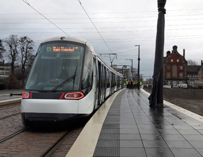 Alstom to Supply 10 Extra Citadis Trams to the City of Strasbourg