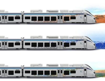 Design Unveiled for Algerian Main Line Trains