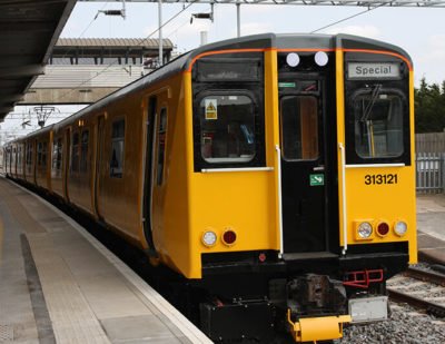 ETCS Technology Installed on Network Rail's Class 313 Trains