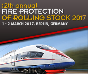 13th Annual Fire Protection of Rolling Stock conference
