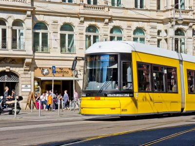 berlin flexity trams