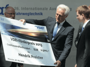 iaf sponsorship prize 2013