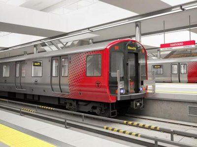 mbta train