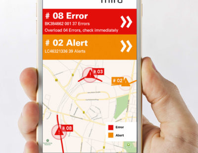 mira: Monitoring Intelligence for Rail