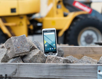 NAUTIZ X2 All-In-One Rugged Android Handheld Upgraded