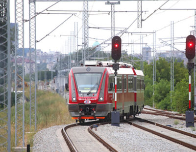 RZD International Completes Railway Line Upgrades in Serbia