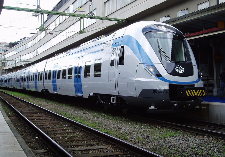 MTR Corporation Takes Over Stockholm Commuter Rail