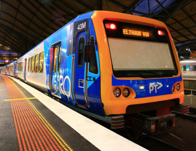 Victoria Orders Additional X'Trapolis Trains for Melbourne