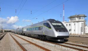 Portuguese Trains Unveil Refurbished Alfa Pendular