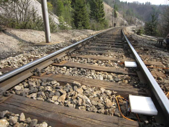 Wheel sensors: train detection. Alternative to track circuits