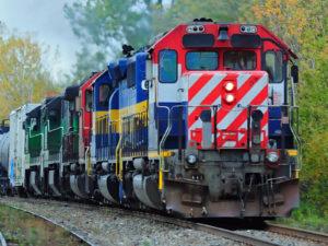 Baultar Freight Rail Interiors