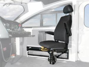 Baultar Train Driver Seat