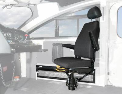 Baultars 4000 Series Seat