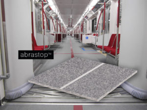 Floor Coverings for Rail