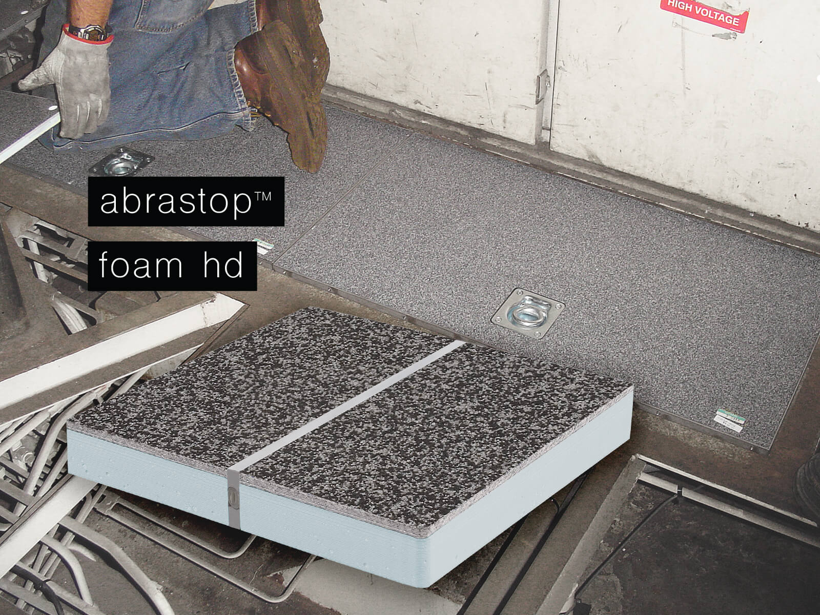 Baultar's Abrastop™ Foam HD