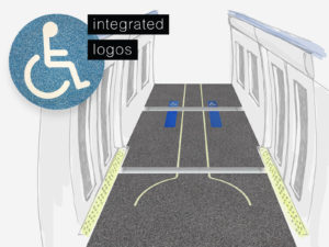 Baultars integrated logos