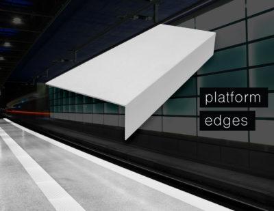 Baultars platform edges