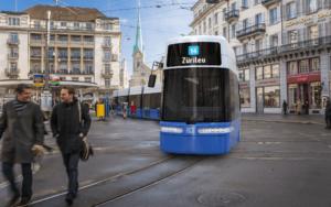 Zurich Orders Bombardier FLEXITY Trams