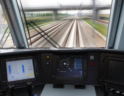 Bombardier Train Control Technology