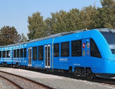 Successful First Run for Alstom's Coradia iLint Hydrogen Train