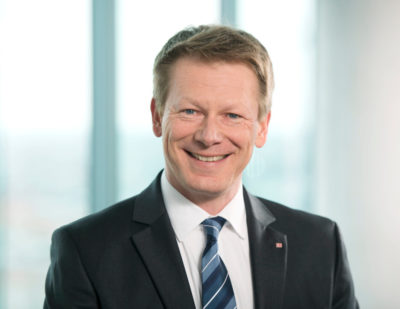 Richard Lutz to be New CEO of Deutsche Bahn