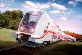 Double-Deck Intercity Trains