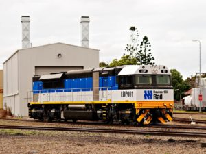 Noske-Kaeser HVAC Downer Locomotive