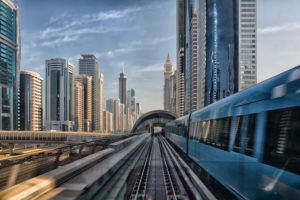 Thales to Equip Dubai Metro Red Line Extension