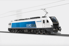 EURODUAL Electric-Diesel locomotives