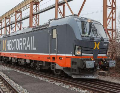 Hector Rail Orders 15 Siemens Locomotives