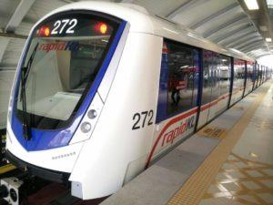 27 Additional INNOVIA Metro 300 Trains for Kuala Lumpur