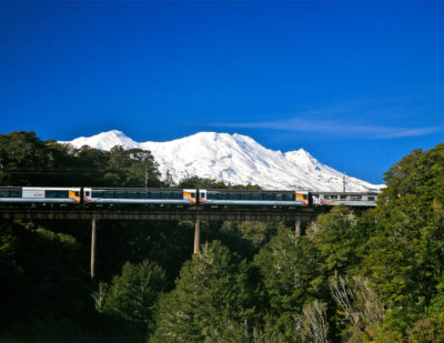 KiwiRail Passenger Car NZ