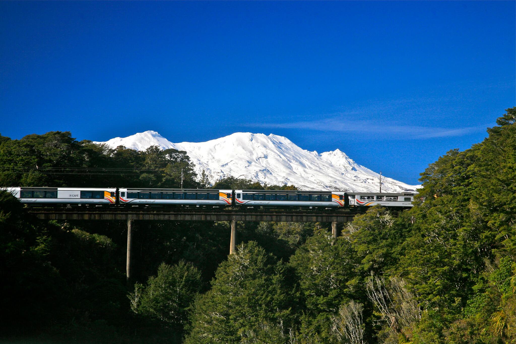 KiwiRail Passenger Car, New Zealand