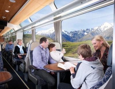 KiwiRail HVAC Passenger Comfort