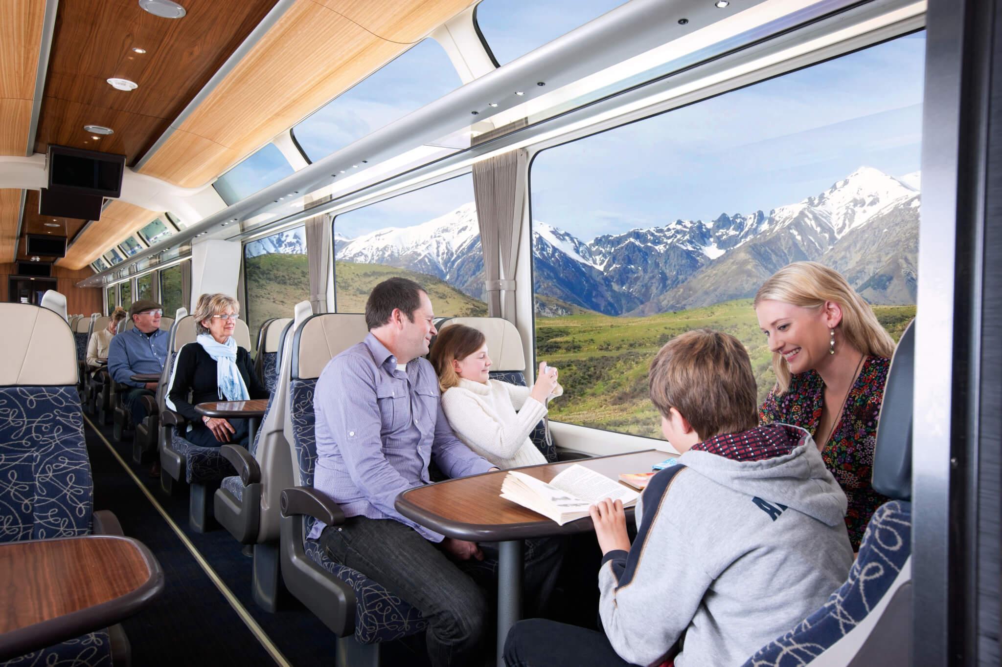 HVAC Units for KiwiRail Passenger Cars