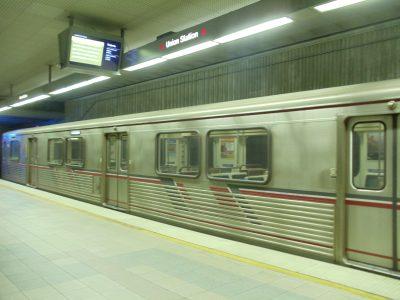 LA Metro Rail Car