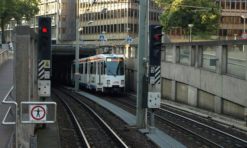 Light Rail Vehicle Germany
