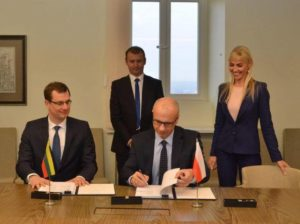 Lithuanian Railways and DB Cargo Rail Polska Sign Rail Freight Agreement