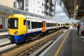 London Overground Trains
