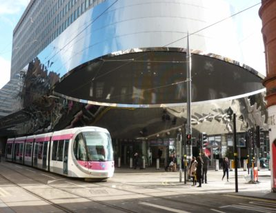 Transport for West Midlands to Take Over Midland Metro Services