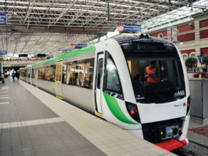 Perth Suburban Metro