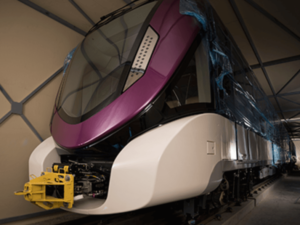 Riyadh Metro Trainset
