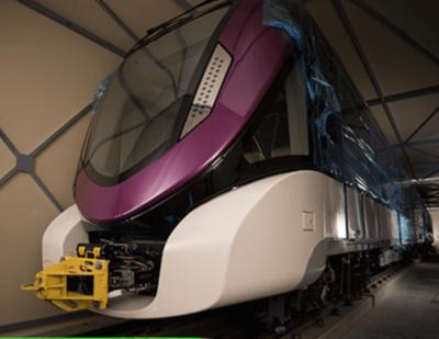 First Riyadh Metro Trainset Delivered On Schedule