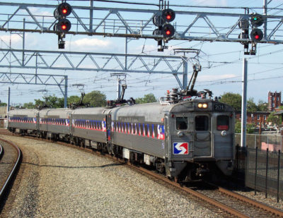 CRRC to Supply Double-Deck Coaches for Regional Rail in Philadelphia