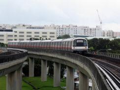 SMRT Train Singapore