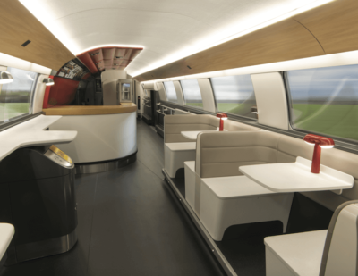 Additional Euroduplex Océane Trains for Paris-Bordeaux Line