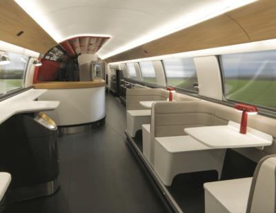 Additional Euroduplex Océane Trains for Paris-Bordeaux Line