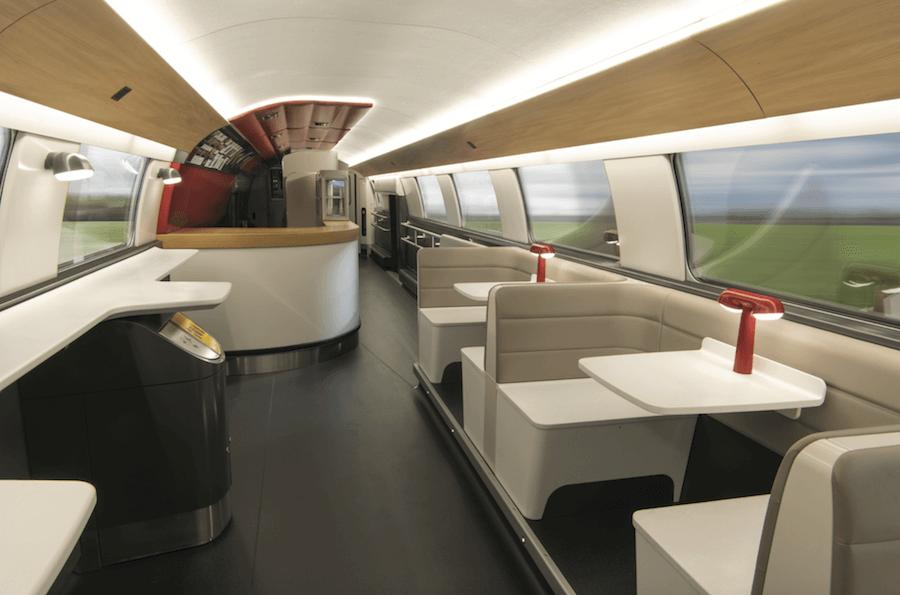 SNCF Euroduplex Oceane Trains