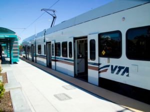 VTA Light Rail Electrification Technology
