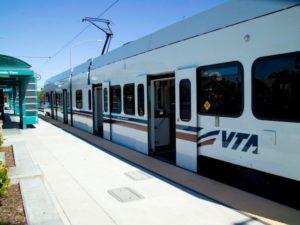 VTA Light Rail Electrification Technology